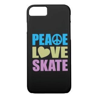 Peace Love Skate iPhone 8/7 Case
