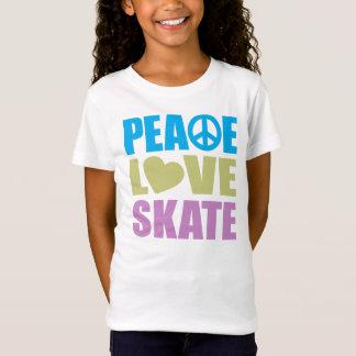 Peace Love Skate T-Shirt
