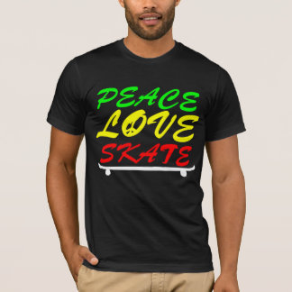 Peace Love Skate Tee