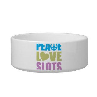 Peace Love Slots Bowl