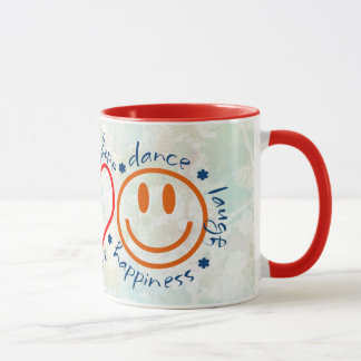 Peace Love Smile Mug