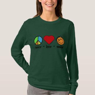 Peace Love Smiles T-Shirt
