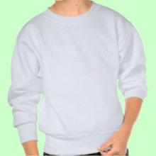 Peace Love Soccer Kid Sweatshirt
