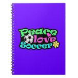 Peace, Love, Soccer; Retro Journal