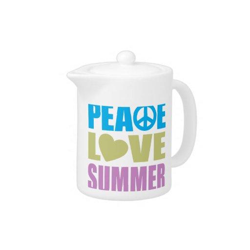Peace Love Summer