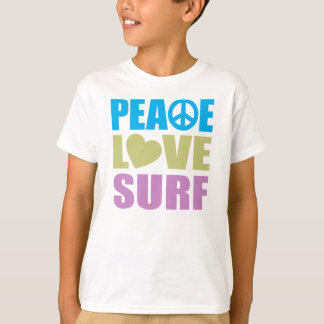 Peace Love Surf T-Shirt