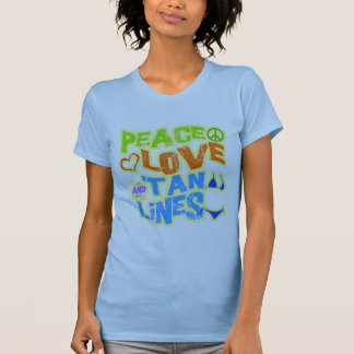 Peace Love Tan Lines T-shirts