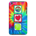 Peace, Love, Tennis Case-Mate iPod Touch Case
