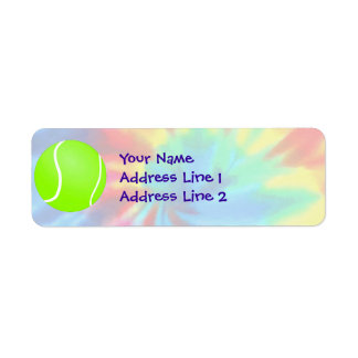 Peace, Love, Tennis Label