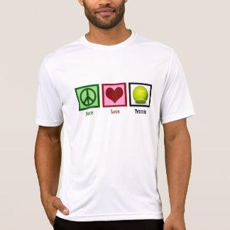 Peace Love Tennis Shirt