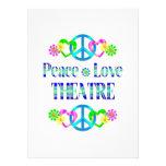 Peace Love Theatre Announcement