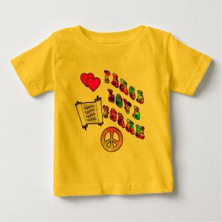 Peace Love Torah Infant T-Shirts
