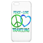 Peace Love TRAVELING iPhone 5C Case