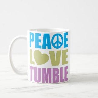 Peace Love Tumble Coffee Mug