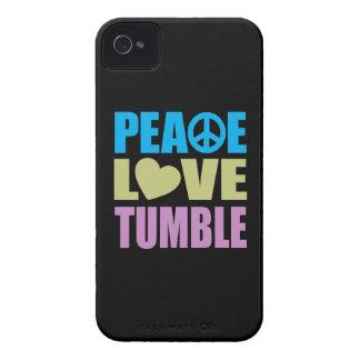 Peace Love Tumble iPhone 4 Cover