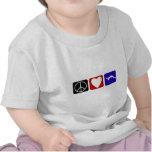 Peace Love Tumble T Shirt