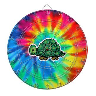 Peace, Love, Turtles Dart Board