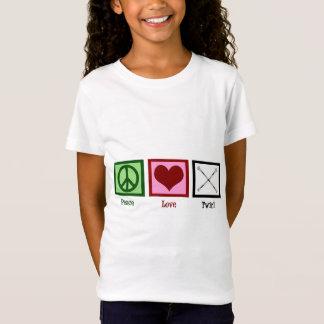 Peace Love Twirl T-Shirt