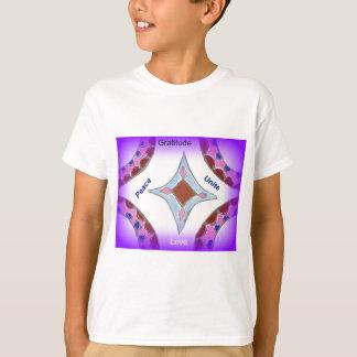 Peace Love Unity hakuna matata .png T-Shirt