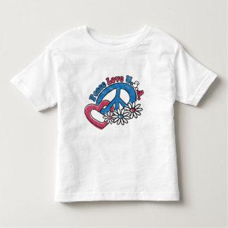 Peace Love USA Toddler T-shirt