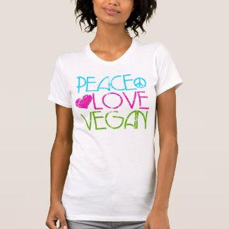 .Peace.Love.Vegan. T-Shirt