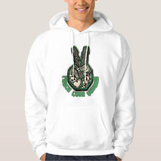 Peace Love Veggies Hoodie