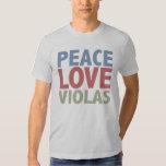Peace Love Violas Tees