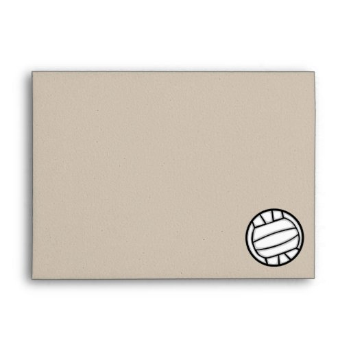Peace, Love, Volleyball Envelopes