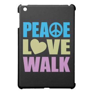 Peace Love Walk Case For The iPad Mini