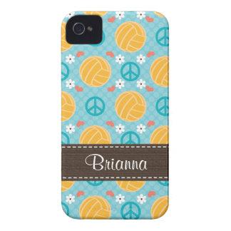 Peace Love Water Polo Blackberry Bold Case
