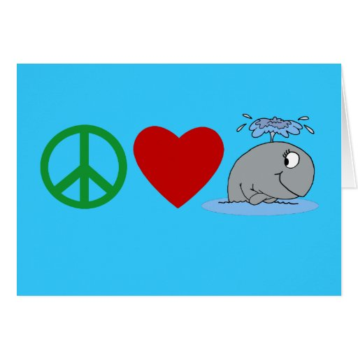 Peace Love Whales T shirts, Travel Mugs, Gifts Card