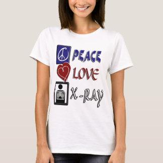 PEACE LOVE XRAY T-Shirt