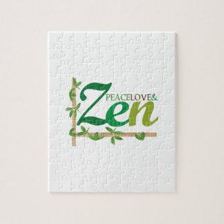 Peace Love & Zen Puzzles