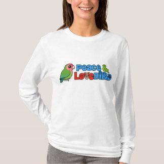 Peace & Lovebird T-Shirt