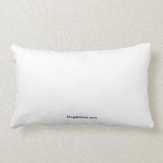 Peace Lumbar Pillow
