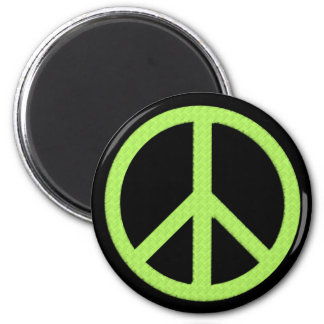 Peace Magnet (Green)