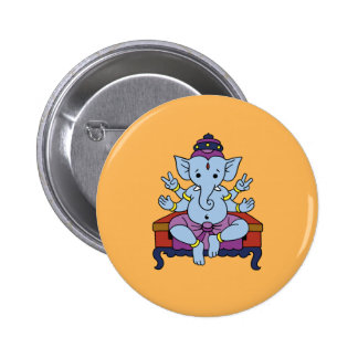 PEACE MAKER 2 INCH ROUND BUTTON