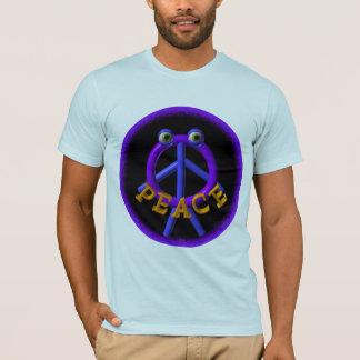 Peace man is funnier than war T-Shirt