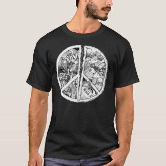 peace man peace T-Shirt