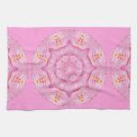 Peace Mandala Kitchen Towels
