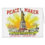 Peace Marker Grocers - Vintage Ad