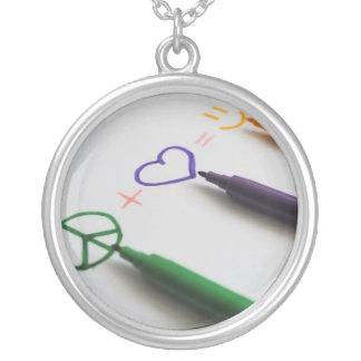 Peace Marker Necklace