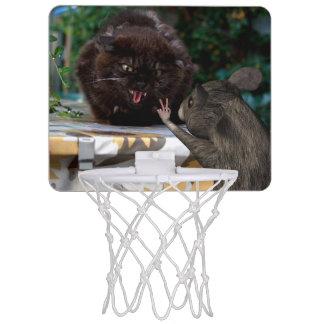 Peace ! mini basketball hoop