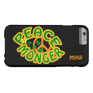 Peace Monger custom monogram phone cases