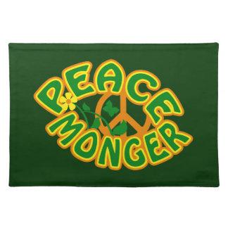 Peace Monger custom placemat