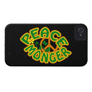 Peace Monger iPhone 4 Case-Mate