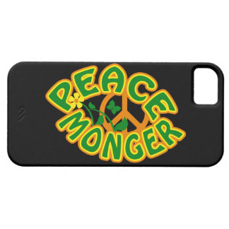 Peace Monger iPhone 5 Case-Mate