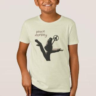 Peace Monkey T-Shirt