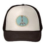 Peace Monkeys Hat