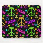 Peace Mouse Pad